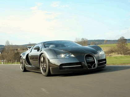 2009 Bugatti Veyron Linea Vincerò by Mansory 6
