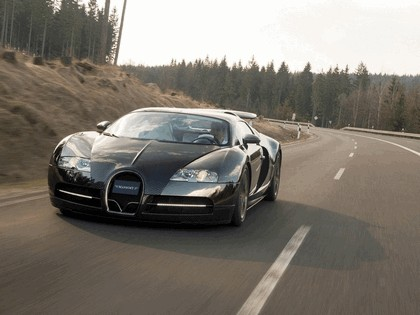 2009 Bugatti Veyron Linea Vincerò by Mansory 8