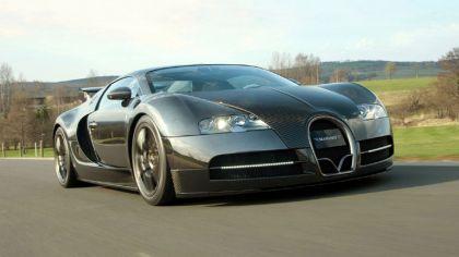 2009 Bugatti Veyron Linea Vincerò by Mansory 5