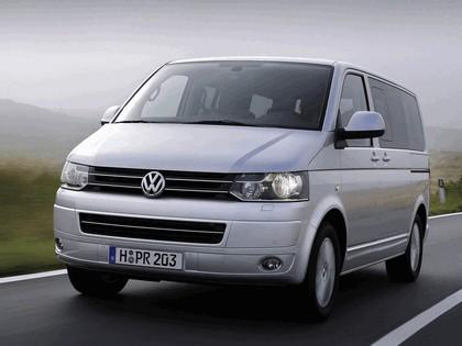 2009 Volkswagen Transporter T5 1