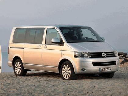 2009 Volkswagen Transporter T5 3