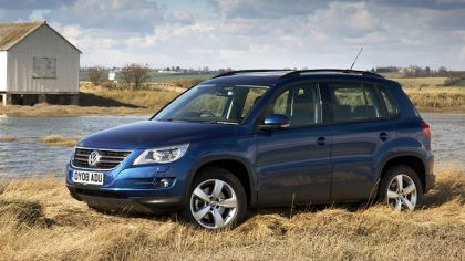 2008 Volkswagen Tiguan Track & Field - UK version 8