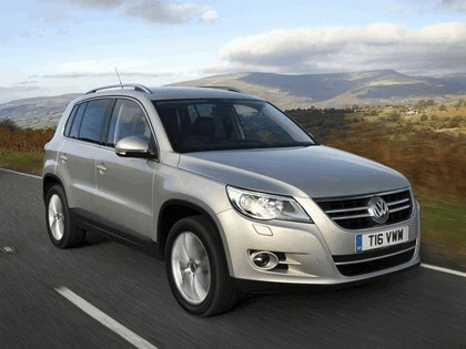 2008 Volkswagen Tiguan - UK version 3
