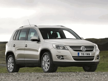 2008 Volkswagen Tiguan - UK version 4