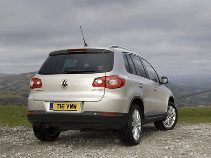 2008 Volkswagen Tiguan - UK version 6