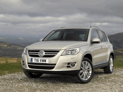 2008 Volkswagen Tiguan - UK version 7