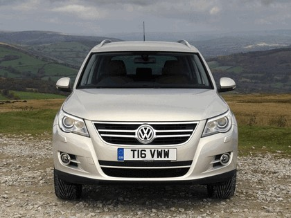 2008 Volkswagen Tiguan - UK version 8