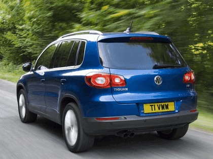 2008 Volkswagen Tiguan - UK version 12