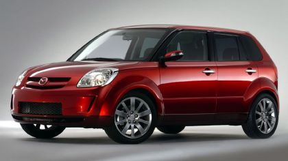 2004 Mazda MX Micro Sport concept 5