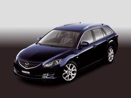 2008 Mazda 6 wagon 1