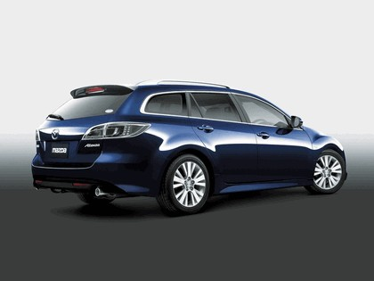 2008 Mazda 6 wagon 2