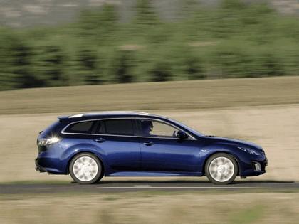 2008 Mazda 6 wagon 10