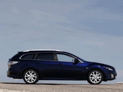 2008 Mazda 6 wagon 14