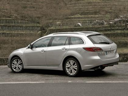 2008 Mazda 6 wagon 21