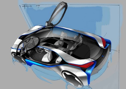 2009 BMW Vision EfficientDynamics 24