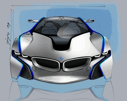 2009 BMW Vision EfficientDynamics 25