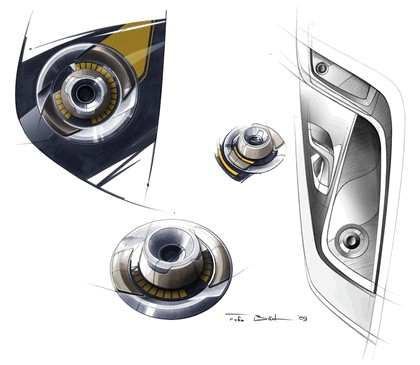 2009 BMW Vision EfficientDynamics 45