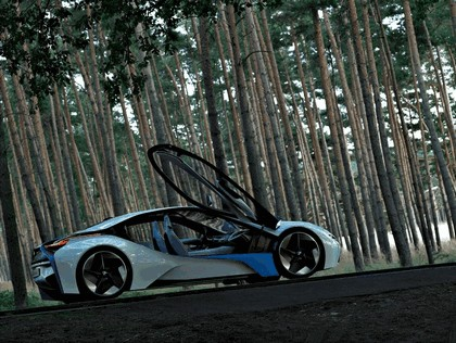 2009 BMW Vision EfficientDynamics 52