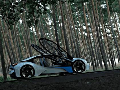 2009 BMW Vision EfficientDynamics 53