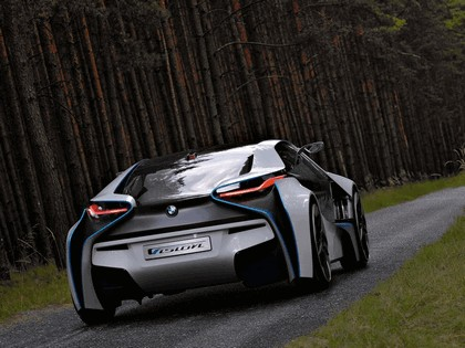 2009 BMW Vision EfficientDynamics 66