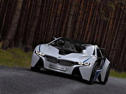 2009 BMW Vision EfficientDynamics 67