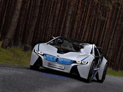 2009 BMW Vision EfficientDynamics 68