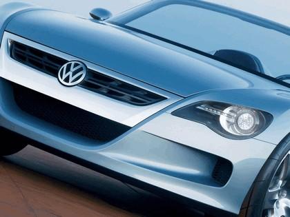 2003 Volkswagen Concept-R concept 6