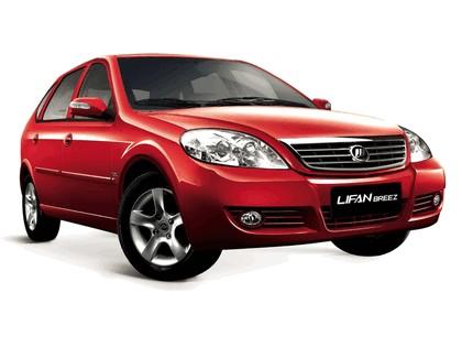2008 Lifan Breez hatchback 1