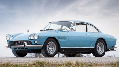 1963 Ferrari 330 GT 5