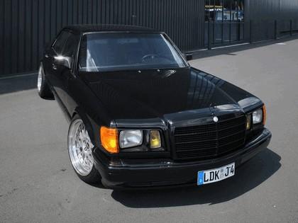 1991 Mercedes-Benz 560SE ( W126 ) by Inden Design 2