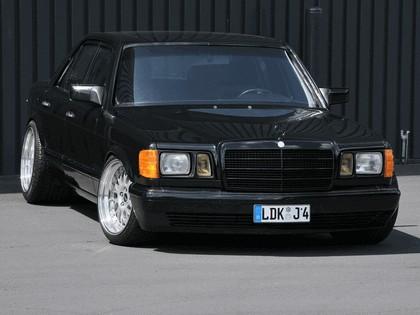 1991 Mercedes-Benz 560SE ( W126 ) by Inden Design 5