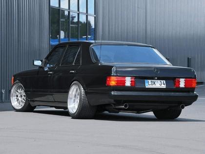 1991 Mercedes-Benz 560SE ( W126 ) by Inden Design 12