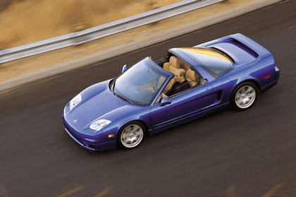 2004 Acura NSX 12