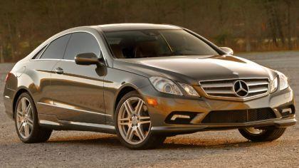 2009 Mercedes-Benz E350 ( C207 ) coupé - USA version 7