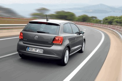 2009 Volkswagen Polo 3-door 6