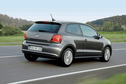 2009 Volkswagen Polo 3-door 9