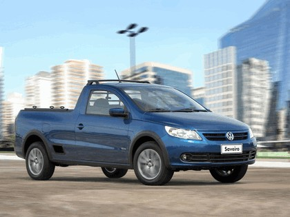2009 Volkswagen Saveiro Trend 3