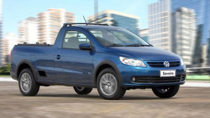 2009 Volkswagen Saveiro Trend 8