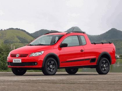 2009 Volkswagen Saveiro Trooper 1