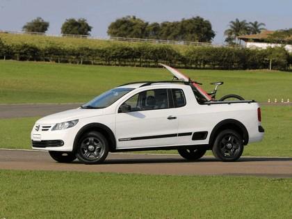 2009 Volkswagen Saveiro Trooper 10