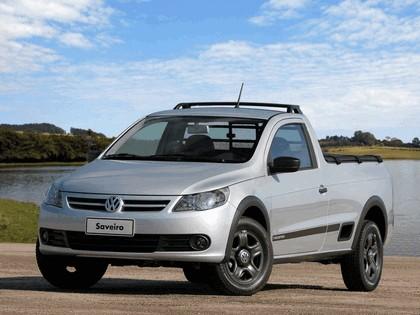2009 Volkswagen Saveiro Trooper 11