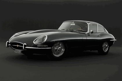 1963 Jaguar E-Type 1