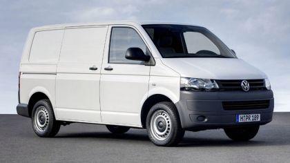 2009 Volkswagen Transporter T5 Van 2