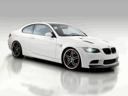 2009 BMW 3er ( E92 ) with GTS3 Aerodynamic Kit by Vorsteiner 3