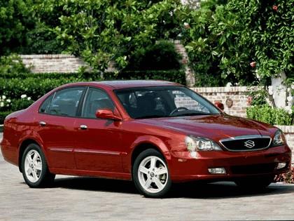 2000 Suzuki Verona 3