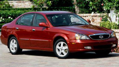 2000 Suzuki Verona 9