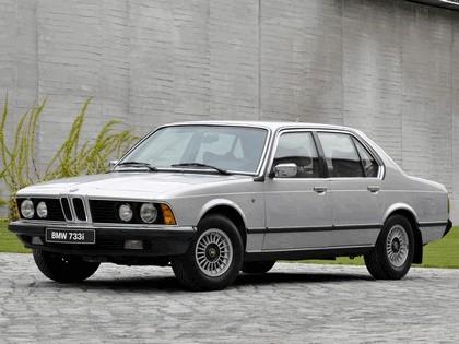 1977 BMW 733i ( E28 ) Security 1