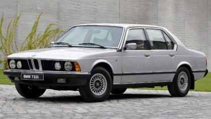 1977 BMW 733i ( E28 ) Security 3