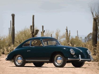 1955 Porsche 356A coupé 1