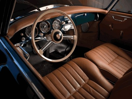 1955 Porsche 356A coupé 5